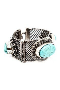 Turquoise Alyssa Bracelet