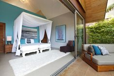 Baan Kilee is one of three superb villas within Chai Talay Estate located right by the sunset sands of Lipa Noi beach.Baan Kilee accommodates up to 20 people and features a spacious grand master suite and dedicated children's facilities. #baankilee #chaitalayestate #thailand #luxuryholiday #explore #wonderlust