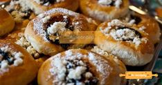 Svatební moravské koláčky – Snadné Recepty Doughnut, Desserts, Food, Deserts, Dessert, Meals, Yemek, Postres, Eten