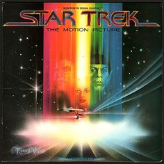"""""""Star Trek"""" was released in 1979 together with the film debut, and was one of composer Jerry Goldsmith's best-selling scores. The score to """"Star Trek: The Motion Picture"""" went on to garner Goldsmith nominations for the Oscars, Golden Globe and Saturn awards. Goldsmith was influenced by the style of the romantic, sweeping music of """"Star Wars"""". """"When you stop and think about it, space is a very romantic thought. It is, to me, like the Old West, we're up in the universe."""" he said.  (Vinyl LP)"""