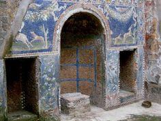 herculaneum | Herculaneum Grabungen (maps.google)