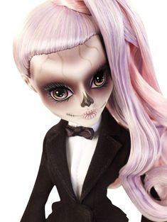 ToyzMag.com » Zomby Gaga, Lady Gaga inspire Monster High !