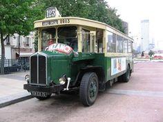 Bus Paris - Renault TN4 C - 1934 - 1935