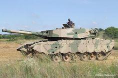 Olifant MK.1B South African MBT