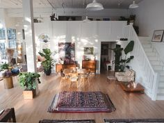 The Black Workshop — homesteadseattle: 12-7 adding new rugs and pillows...