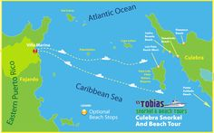 Did this snorkel and beach tour to culebra. Was great.