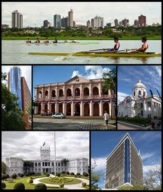 Asuncion, Paraguay.  Went to visit when my sister-in-law live there on Coca Cola Boulevard!