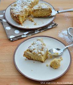 gâteau,pomme,killimandjaro,crumble,vanille ,1 oeuf,crème,by acb for you, goûter, enfance, recette poulain