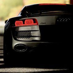 Audi R8..sleek and sexy