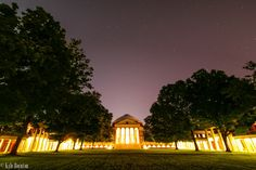 Check out this alum's great shot of the Lawn