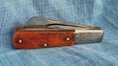 Vintage ULSTER  BARLOW  2 Blade Pocket knife **Very Rare**