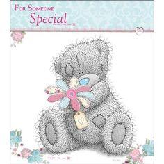 Cute Tatty Teddy ~ Someone Special.