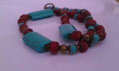 Bizánci lánc Handmade Necklaces, Turquoise Bracelet, Bracelets, Jewelry, Fashion, Moda, Jewlery, Jewerly, Fashion Styles