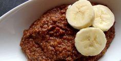 Recept: Quinoa-ontbijt met Chocolade en Banaan