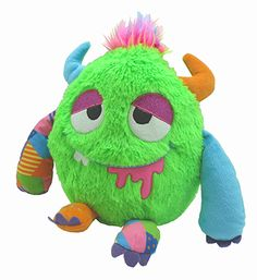 CANDYLICIOUS MONSTER PLUSH GREEN. Shop online at Candylicious! International shipping available. Cute | Funky | Monster | Baby | Candy