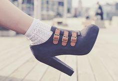 Asombrosos zapatos de moda económicos | Zapatos de colección