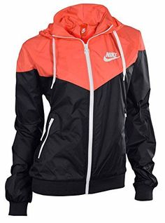 Nike Women's Windrunner Running Jacket - how about this one Meg?