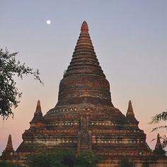 Moon Temple in Myanmar. #MatadorN reader @sunnytales7. Thanks for tagging #travelstoke!  #myanmar #oldbagan #moontemple #architecture #travel #travelphotography #wanderlust #explore