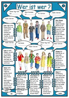 German Grammar, German Words, Study German, German Resources, Deutsch Language, Germany Language, German Language Learning, School Subjects, Language Activities