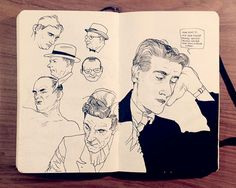 1.2 Sketchbook 2013 on Behance