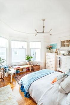 How I Tossed Everything And Finally Adulted My Apartment - Decorating - Lonny