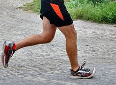 Many midfoot strikers believe they are midfoot striking, but in most cases, because cushioned footwear distorts plantar proprioception, the heel accidentally clips the ground first http://runforefoot.com/changing-heel-strike-midfoot-strike/