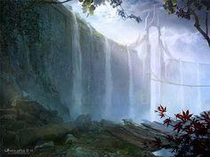 Stunning Digital Paintings by Marta de Andrés