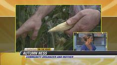Sunrise on the road: Autumn Ness -  Anti GMO Activist