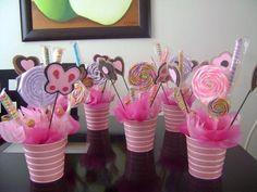 WEBSTA @ artesanatopassoapasso - Inspiração para decoração de festa infantil