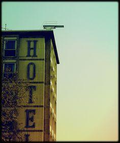 diving board (HOTEL) • heartbeatbox