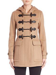Burberry Brit - Blackwell Duffle Coat