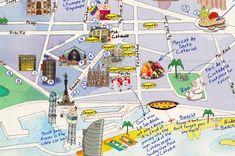 → Download Desigual's Barcelona Map (PDF):