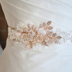 rosegold bridal sash - Yahoo! Search Results
