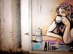 STREET ART UTOPIA » We declare the world as our canvasstreet_art_alice_pasquini_23 » STREET ART UTOPIA