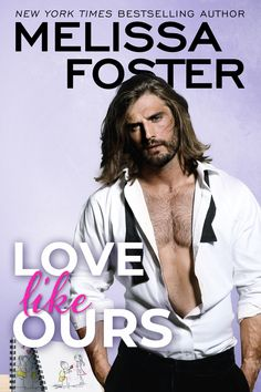 Love Like Ours (Sugar Lake) by Melissa Foster  https://beckvalleybooks.blogspot.com/2018/08/love-like-ours-sugar-lake-by-melissa.html