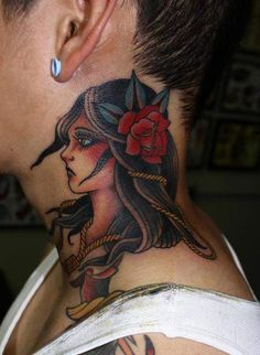 Tattoo done byHerb Auerbach.