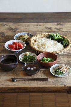 Japanese noodle, Somen