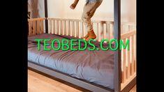 Toddler Bed Frame, Diy Toddler Bed, Modern Kids Bedroom, Kids Bedroom Furniture, House Frame Bed, Montessori Bed, Nursery Crib, Buy Bed, Kid Beds