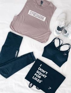 Gymshark workout clothes