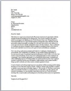 New Grad Nurse Cover Letter Example Nursing Cover Letters