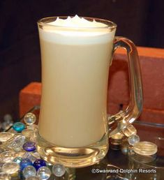 Butter Beer Pudding From the WDW Swan and Dolphin | the disney food blog