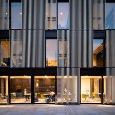Hubert Perrodo Building by Design Engine in Oxford