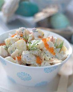 Rezept: Kartoffelsalat - [LIVING AT HOME]