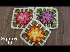 Crochet Motif, Bracelet Patterns, Pot Holders, Diy And Crafts, The Creator, Diy Projects, Blanket, Knitting, Pretty