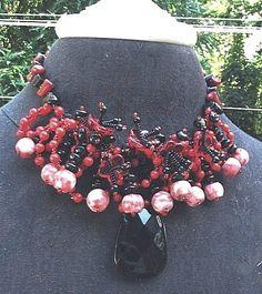 Semi-precious Stone beaded necklace