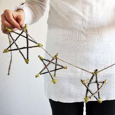 Twigs Decoration