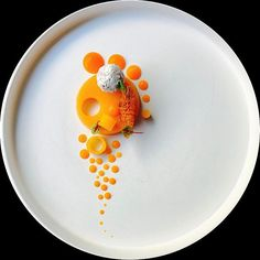 Great plating by Tag your best plating pic. Great plating by Tag your best plating pictures with -Beautiful. Great plating by Tag your best plating pic. Great plating by Tag your best . Gourmet Desserts, Plated Desserts, Gourmet Recipes, Gourmet Foods, Dessert Recipes, Sushi Recipes, Weight Watcher Desserts, Michelin Star Food, Plate Presentation