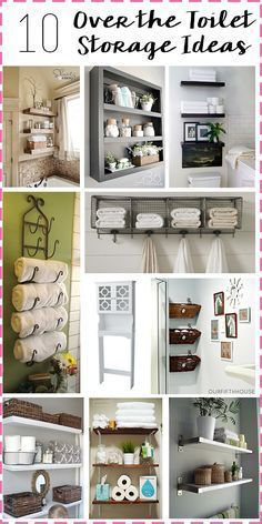 Bathroom Storage: Over the Toilet // amber-oliver.com (scheduled via http://www.tailwindapp.com?utm_source=pinterest&utm_medium=twpin)