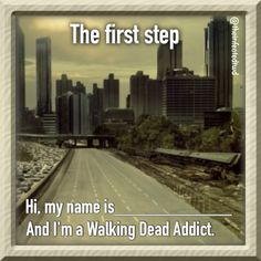 when you get someone new addicted to the walking dead - Google Search