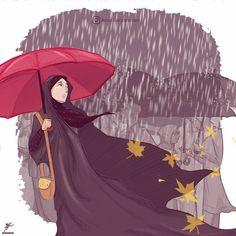 Iran Pictures, Islamic Pictures, Islamic Cartoon, Anime Muslim, Hijab Cartoon, Islamic Girl, Diy Crafts For Gifts, Couple Cartoon, Kawaii Cute